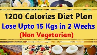 Indian Meal Plan To lose Weight Fast | Diet Plan For Permanent Weight lose