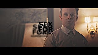 Уильям Мастерс - sex for homework [Masters of Sex] +18