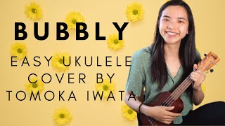 Bubbly 💛Ukulele Cover