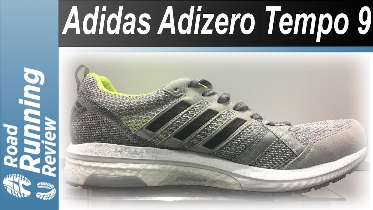 42e4d90200b Adidas Adizero Tempo 9 Preview - YouTube