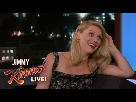Claire Danes on Pregnancy & Bad s