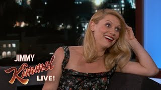 Claire Danes on Pregnancy & Bad Reviews