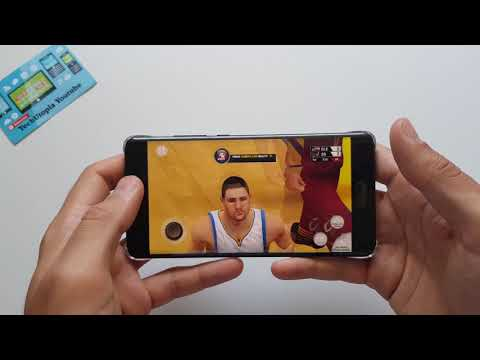 Xiaomi Mi Note 2 Gaming test/Playing Android games Snapdragon 821/Adreno 530 in 2017