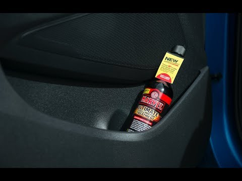 How to Use Marvel Ultimate Fuel & Motor Treatment
