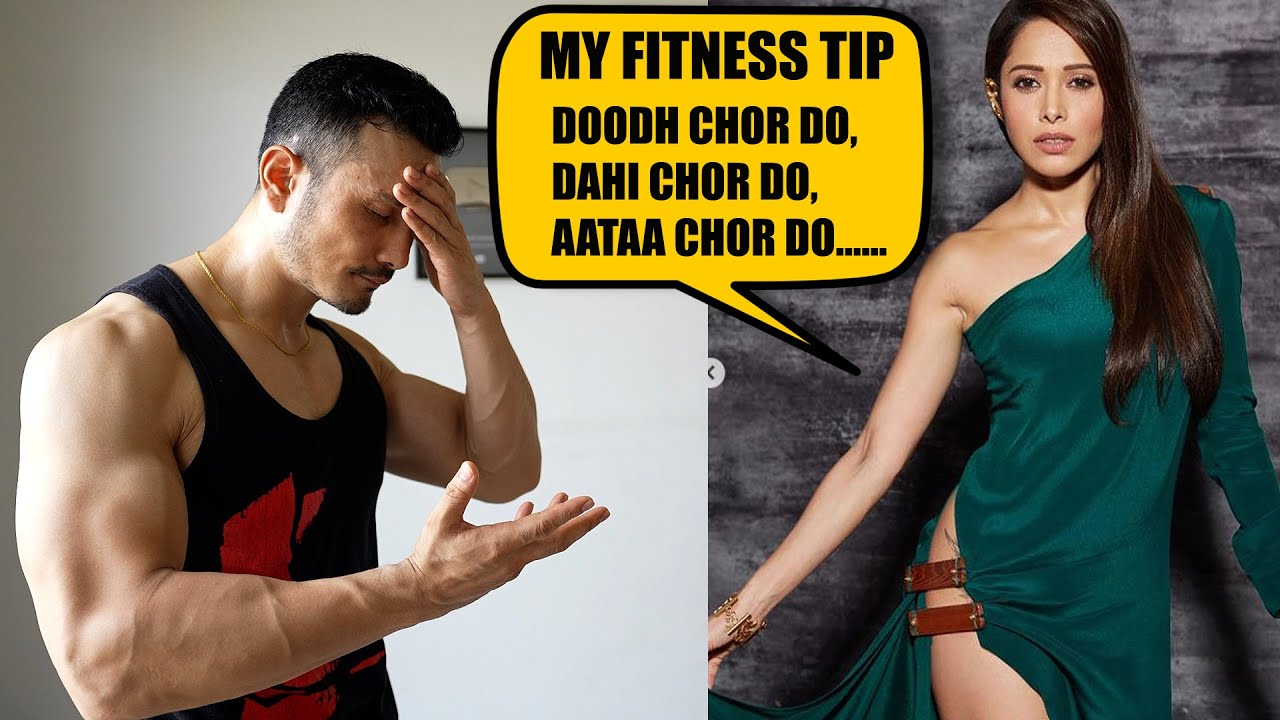 NEVER Take FITNESS ADVICE from ACTORS [BOLLYWOOD GONE WRONG]
