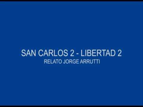 FINAL 2015 SAN CARLOS 2 LIBERTAD 2
