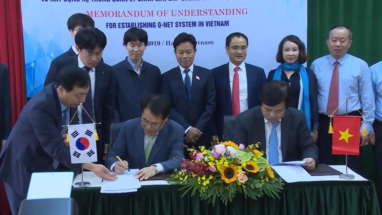 Hợp tác với Hàn Quốc trong cấp chứng chỉ kỹ năng nghề Việt Nam