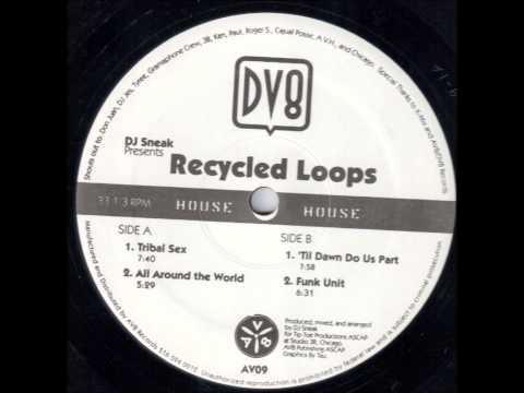 DJ Sneak Recycled Loops - All Over The World