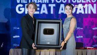 (VTC14)_Sơn Tùng được gì khi nhận nút vàng của YouTube?