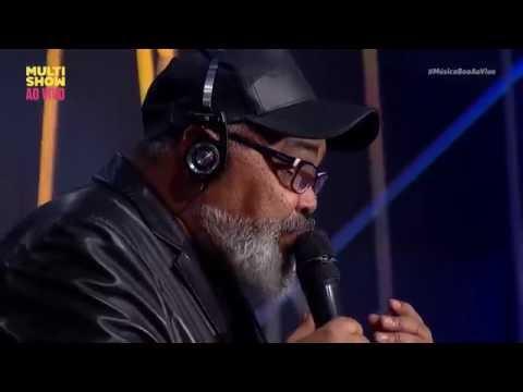 Jorge Aragão - Doce Amizade Música Boa Ao Vivo