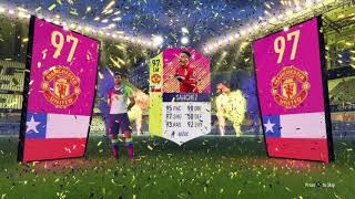 ALEXIS SÁNCHEZ CLASSIC HERO IN A PACK! :D