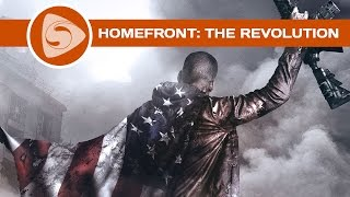 Homefront: The Revolution. Первый взгляд