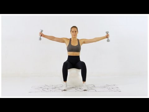 Week 4 Day 1 // Full Body Strength + Endurance Workout