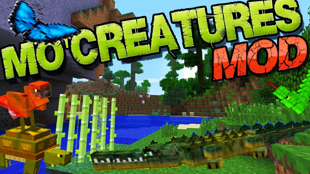 Minecraft Mods Tiere