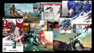 Armored Core: Formula Front - FAKE FACER PS2 Mix