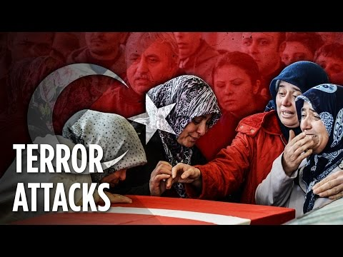 Why Are There So Many Terror Attacks in Turkey?