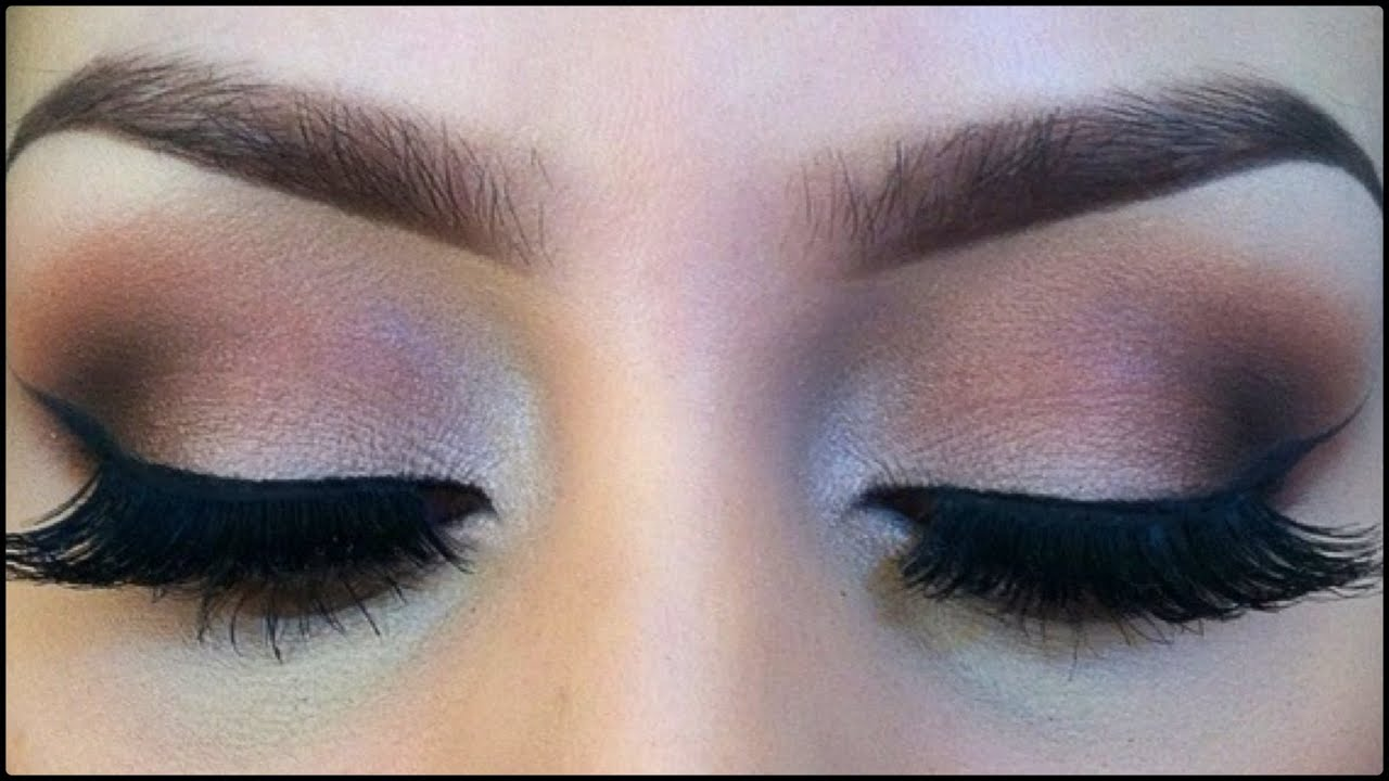 Mac makeup for mac  dupe eyes tutorial Wedding/prom/everyday   YouTube brown smokey alert!  eye