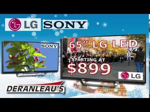 Deranleaus Sony LG Holidy 2016