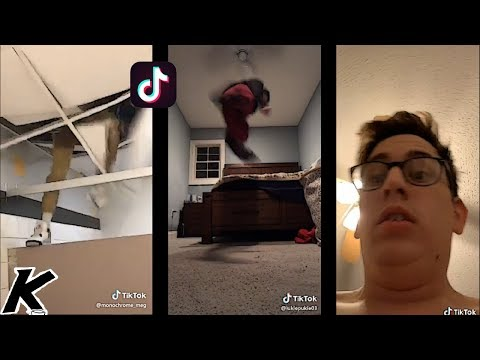 Ironic TikTok's to watch while you're alone at 3AM