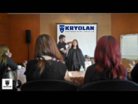 KRYOLAN PHXPM Workshop with CELEBRITY MAKEUP ARTIST PAUL  MERCHANT