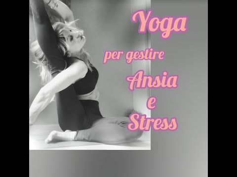 yoga anti stress 🧘🏼♀️  ritrovare la calma  yin yoga
