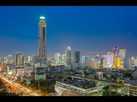 Thailand - Bangkok - Baiyoke Sky Hotel & Epic Moments Reveral (+Rollercoaster)