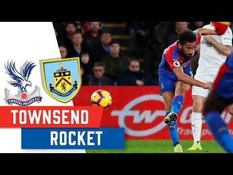 Andros Townsend's Rocket