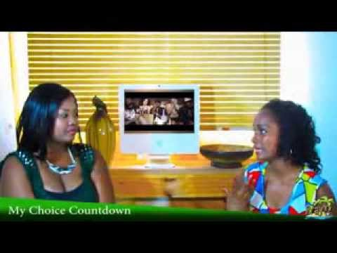 Konshens Alaine I-octane Entertainment news countdown show and Bloopers