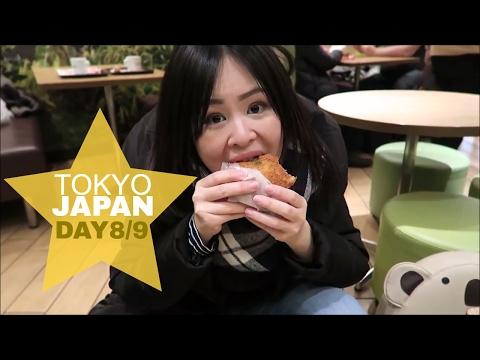 Japan Vlog 7: Dirty Apartment, Best FRIES, Bakery, & Genki Sushi