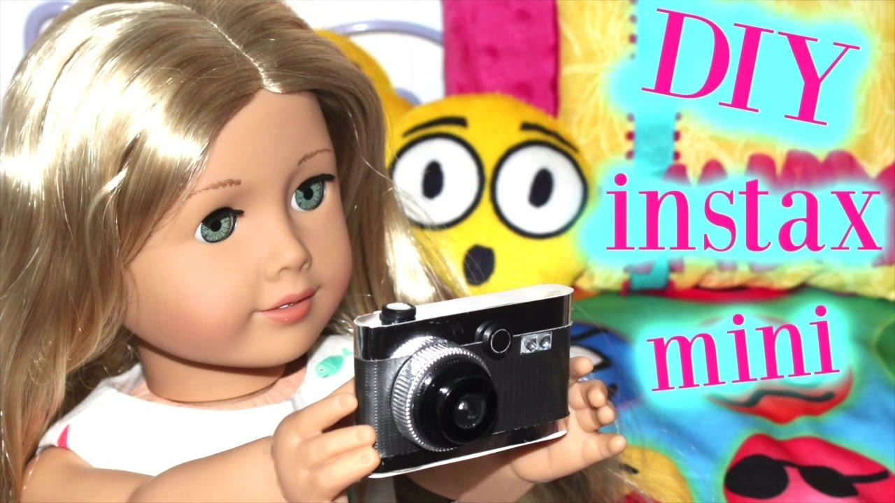 Webcam doll