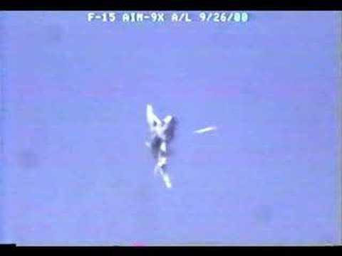 AIM-9x SIDEWINDER Trial
