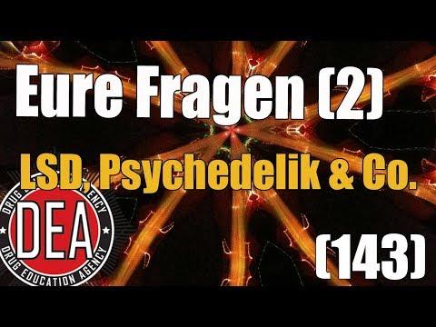 LSD, Psychedelik & Co. - Eure Fragen (2) | Drug Education Agency (143)