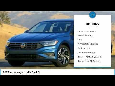 2019 Volkswagen Jetta VF190008
