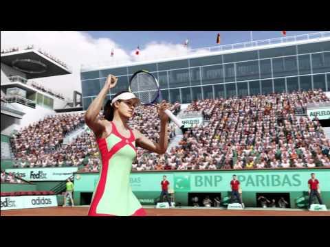 EA SPORTS Grand Slam® Tennis 2 | Launch Trailer