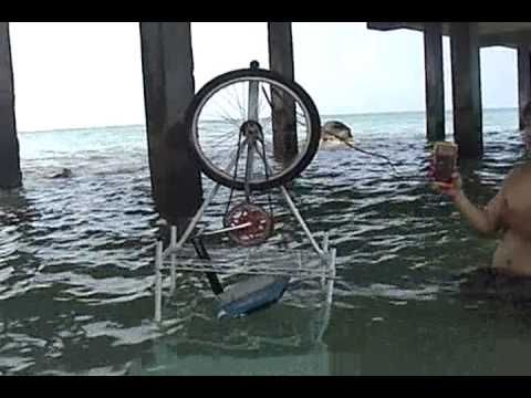 iCreationz Wave Energy Generator
