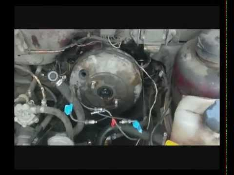 Замена тормозного цилиндра на ваз 2108