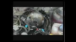 замена вакуумника и ГТЦ ваз 2108, 2109,21099, 2113, 2114, 2115(Подробно изложены снятие и замена главного тормозного цилиндра (гтц) и вакуумного усилителя тормозов на..., 2015-08-03T19:32:57.000Z)