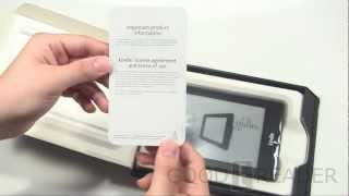 Amazon Kindle Paperwhite Unboxing