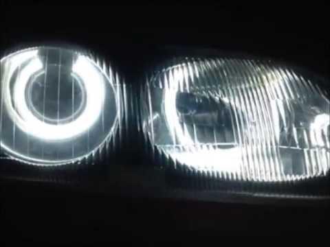 1996 mazda mx6 headlights