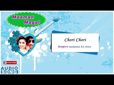 Chupke Chori Chori Song | Maaman Magal Tamil Movie | Sathyaraj | Meena | Music Master