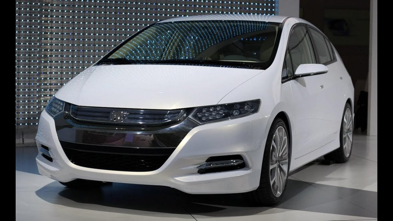 2010 Honda Insight Car And Driver