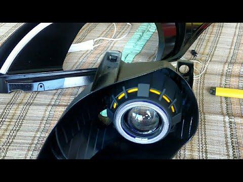 Cara Pasang Projie Pada Headlamp Projector Lamp Installation On