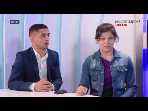 Tinerele speranțe de la luptele libere în direct la Moldova Sport