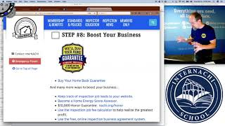 Home Inspection Tip #87: Certified Master Inspector® and Boosting Your Business