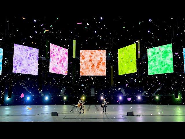 ゆずオンラインツアー<YUZU ONLINE TOUR 2020 AGAIN>DAY3:新天地 ダイジェスト映像
