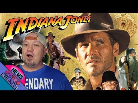 📺 Indiana Jones 5 Movie Postponed 😠