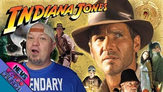 📺 Indiana Jones 5 Movie Postponed 😠