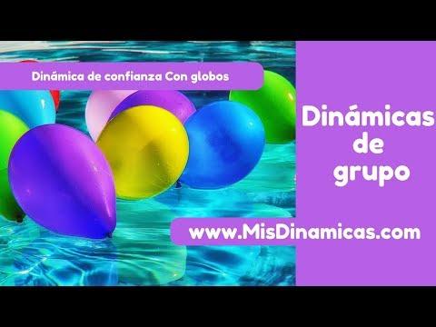 ▶️Dinámica de presentación con globos #risoterapia #dinamicas #teambuilding