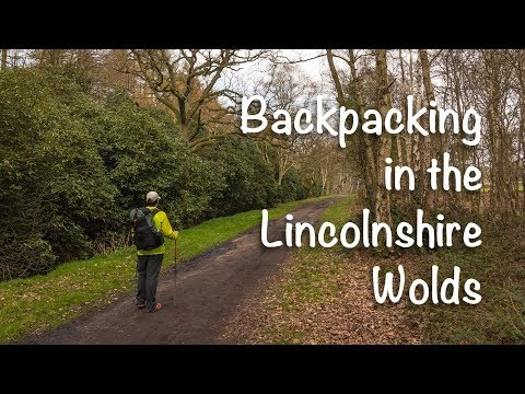 Backpacking In The Lincolnshire Wolds: Woodhall Spa To Burgh-le-Marsh