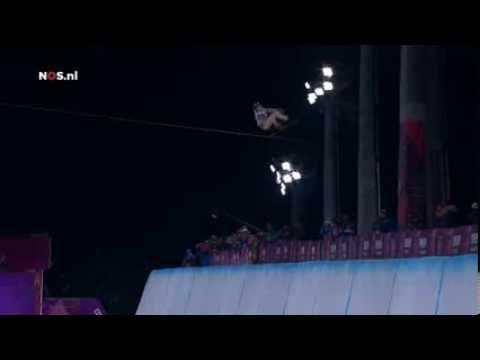 Iouri Podladtchikov & Shaun White - Sochi 2014 - Half-Pipe Finals (NOS)